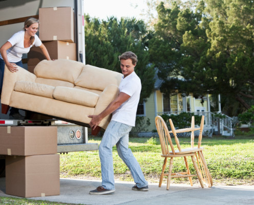 Need a Moving Company in North London?