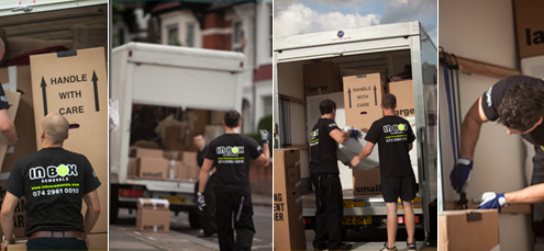 Furniture Removals in North London